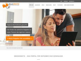 ebookgratis.de – Website Relaunch