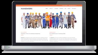 Handwerk - WordPress Theme