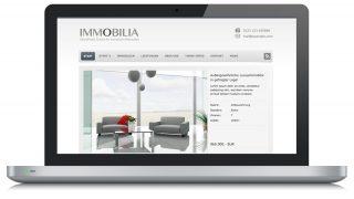 Wordpress Theme Immobilia