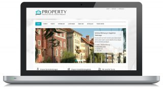 Wordpress Theme Property