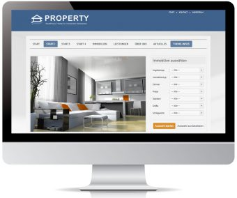 Property Immobilien Themes