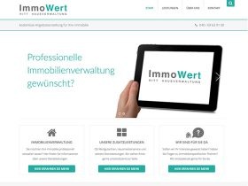Ritt Hausverwaltung – Website Relaunch