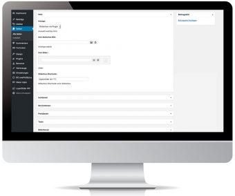 onePAGEplus WordPress Theme