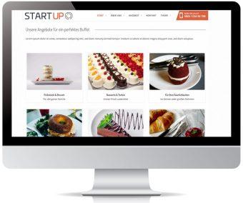 StartUp WordPress Theme
