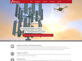 Linetco GmbH <br /> Website-Relaunch