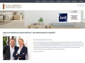 Kaulbach Immobilien - Support