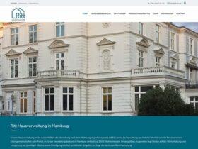 Ritt Hausverwaltung - Relaunch