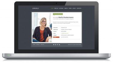 Profilo - WordPress Visitenkarte