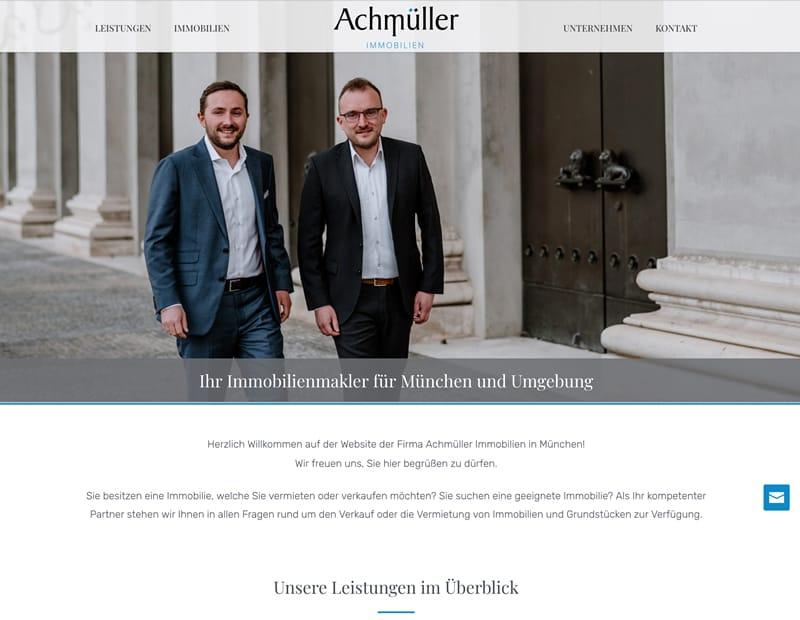 Achmüller Immobilien GmbH, München