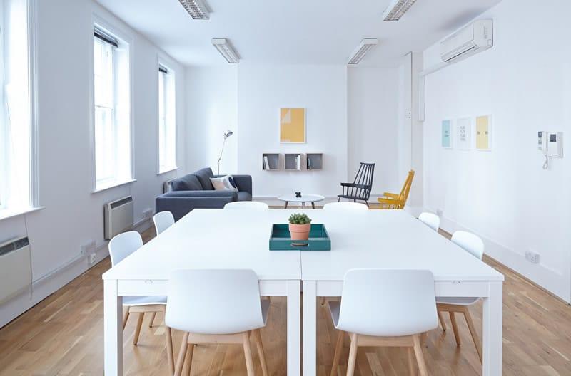 Renovierung Büroräume